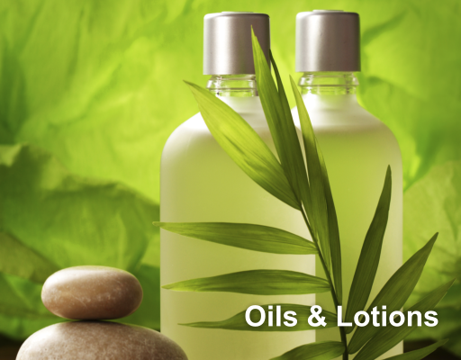 Oils & Lotions